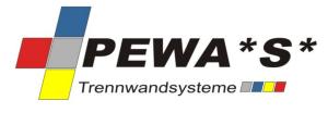 Pewa S Logo
