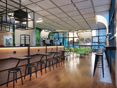 Kusch * Co Restaurant