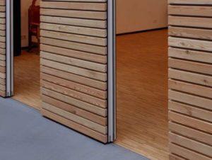 Gerd Pohlmann Büro Objekteinrichtungen Raumabtrennung Holz