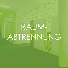 Gerd Pohlmann Büro Objekteinrichtungen Raumabtrennung