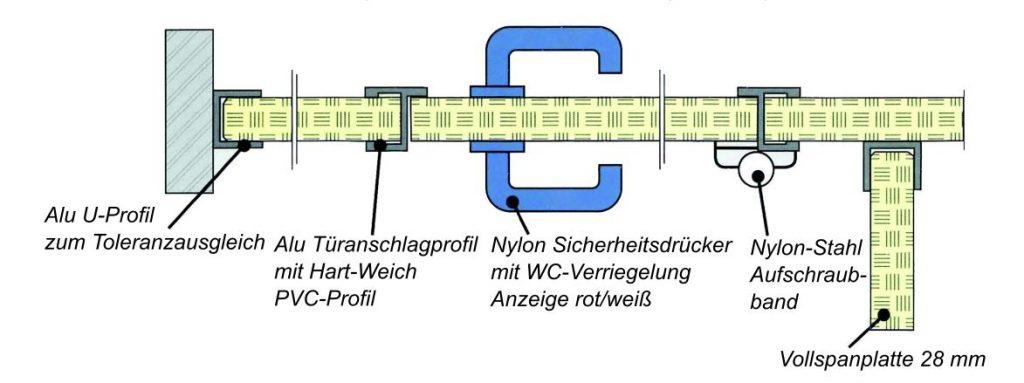 technische Zeichnung WST 30