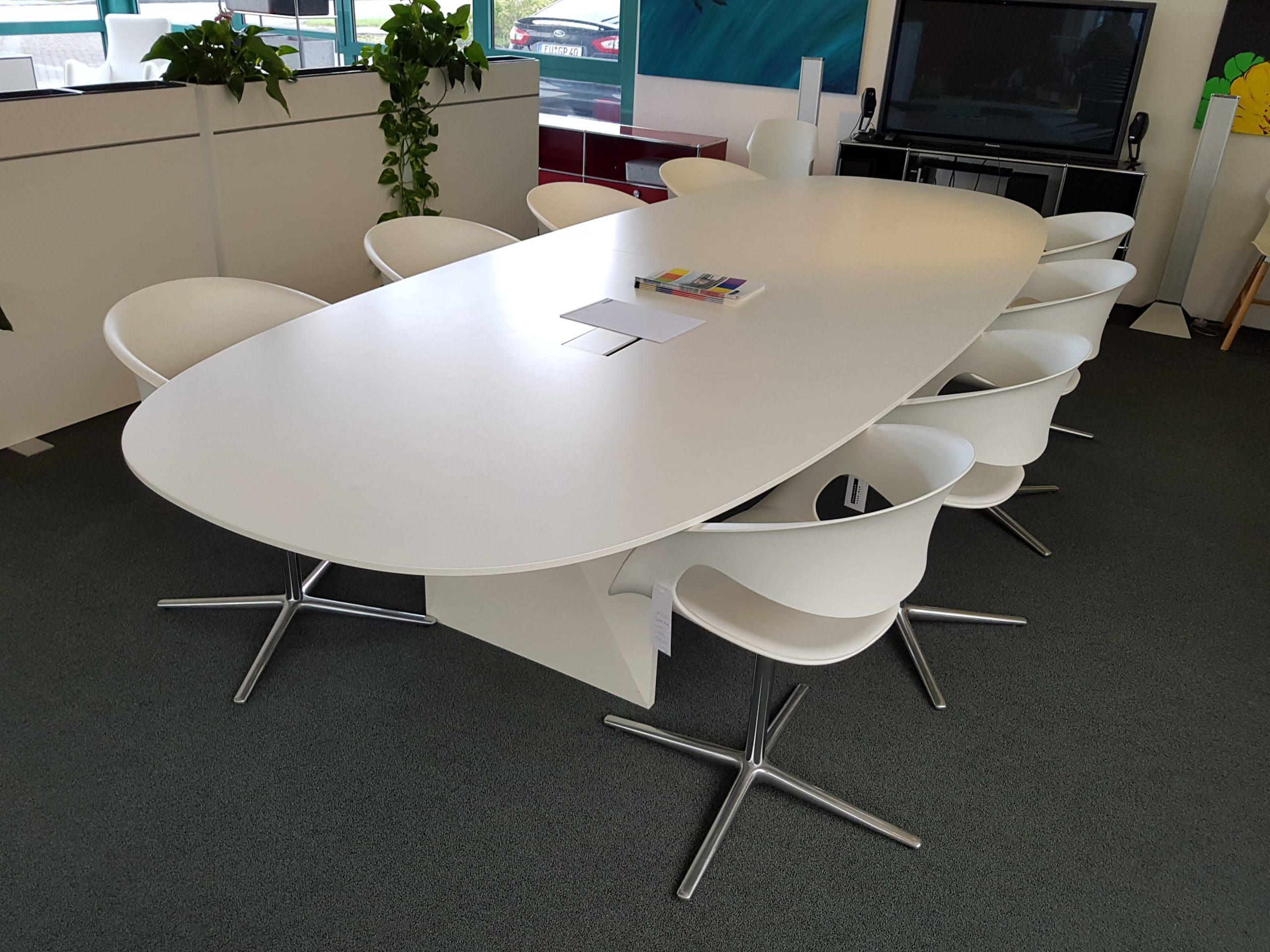 Walter Knoll Konferenztischanlage