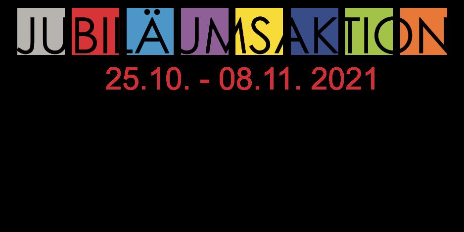 Jubiläumsaktion mobile Version