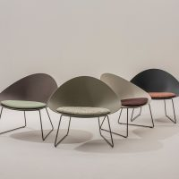 Arper Adell Lounge Chair