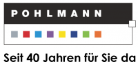 Logo Pohlmann Jubiläum